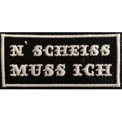 patches - Aufnaeher -...