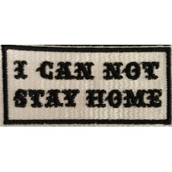 patches - Aufnaeher - I can...