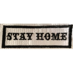 patches - Aufnaeher - stay...