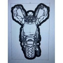 biker - Stickdateien