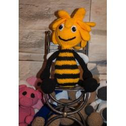 Biene - gehäkelt