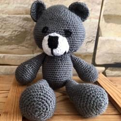 Teddy - gehäkelt